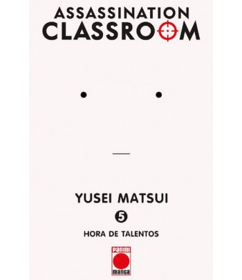 Assassination Classroom Nº 05