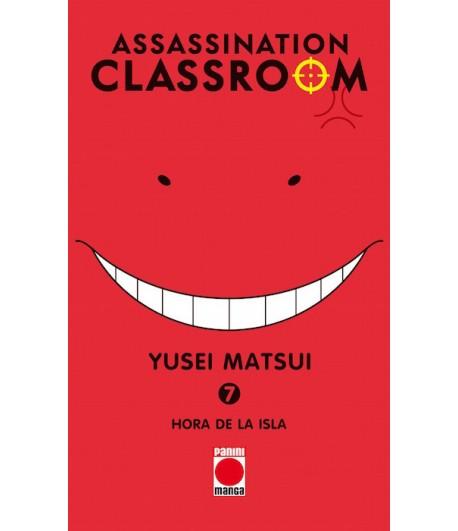 Assassination Classroom Nº 07 (de 21)