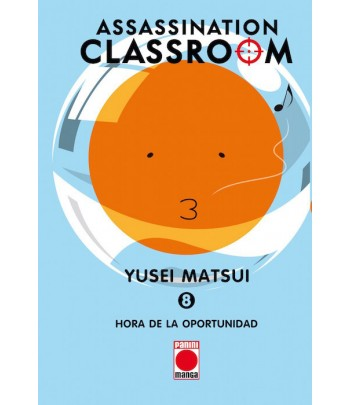 Assassination Classroom Nº 08