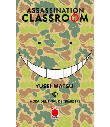 Assassination Classroom Nº 14
