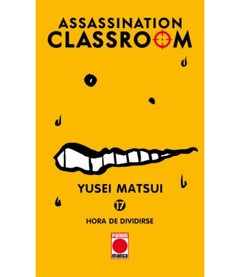 Assassination Classroom Nº 17
