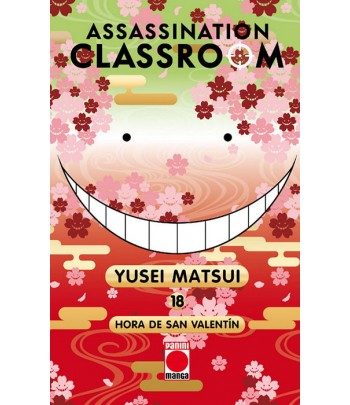 Assassination Classroom Nº 18