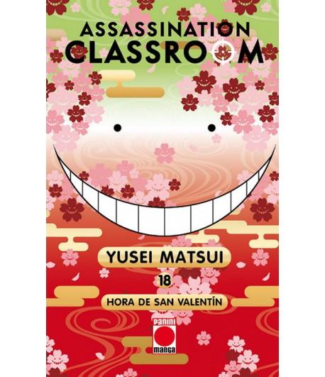 Assassination Classroom Nº 18 (de 21)