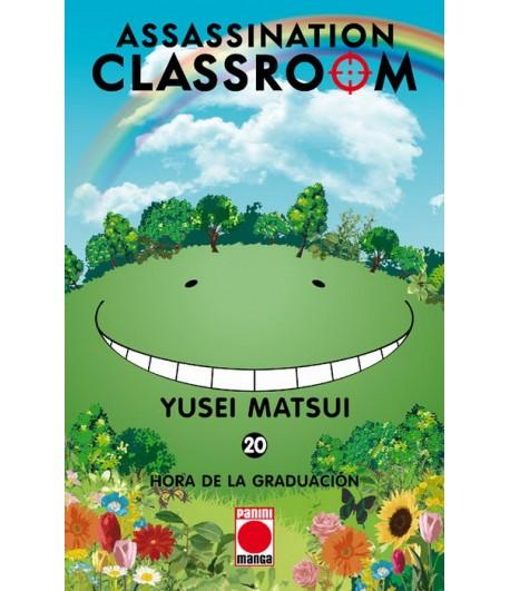 Assassination Classroom Nº 20 (de 21)