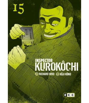 Inspector Kurokôchi Nº 15