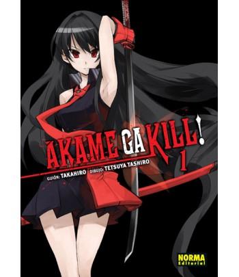 Akame ga Kill! Nº 01 (de 15)