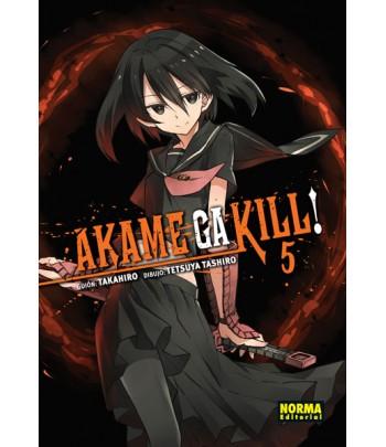 Akame ga Kill! Nº 05 (de 15)