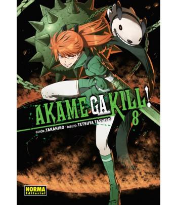 Akame ga Kill! Nº 08 (de 15)
