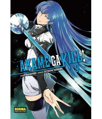 Akame ga Kill! Nº 09 (de 15)
