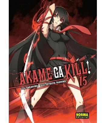 Akame ga Kill! Nº 15 (de 15)