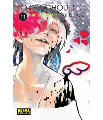 Tokyo Ghoul:re Nº 11 (de 16)
