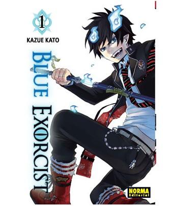 Blue Exorcist Nº 01