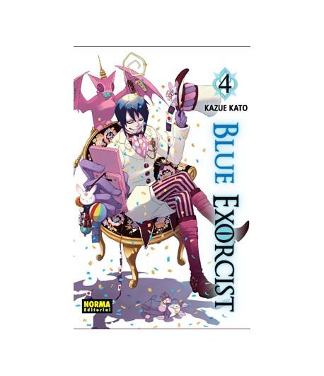 Blue Exorcist Nº 04