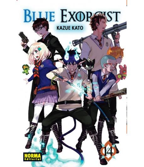 Blue Exorcist Nº 14