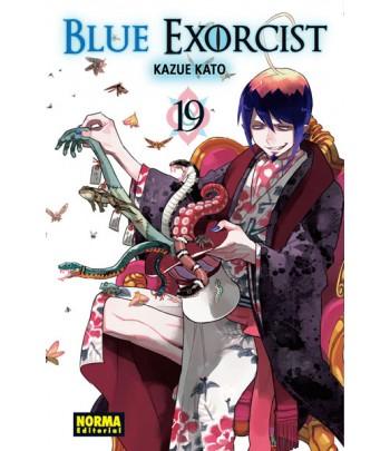 Blue Exorcist Nº 19
