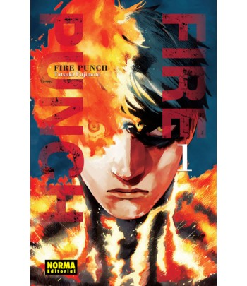 Fire Punch Nº 1 (de 8)