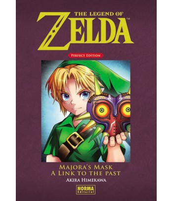 The Legend of Zelda....