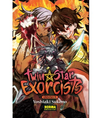 Twin Star Exorcists:...