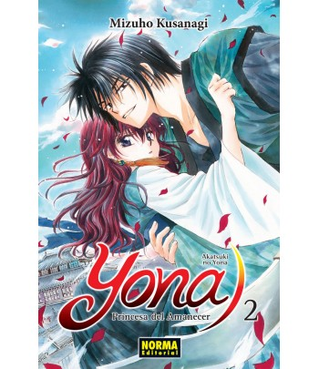 Yona, princesa del Amanecer...