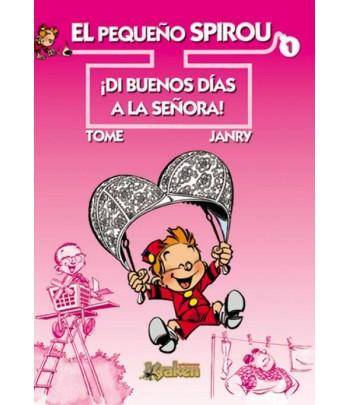 El pequeño Spirou Nº 01
