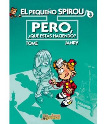 El pequeño Spirou Nº 03