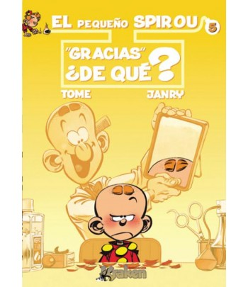 El pequeño Spirou Nº 05