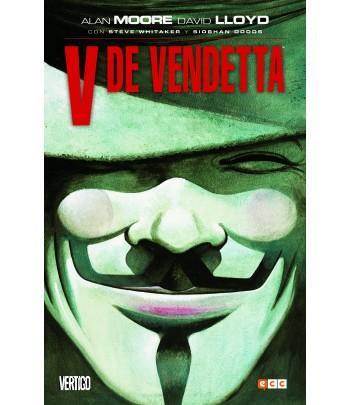 V de Vendetta (Cartoné)