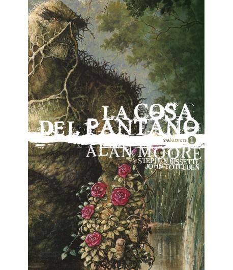 La Cosa del Pantano: Edición Deluxe Nº 1 (de 3)