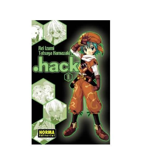 .hack Nº 1 (de 4)