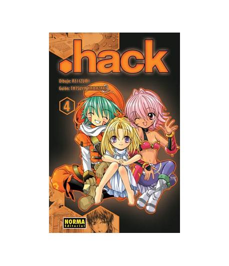 .hack Nº 4 (de 4)