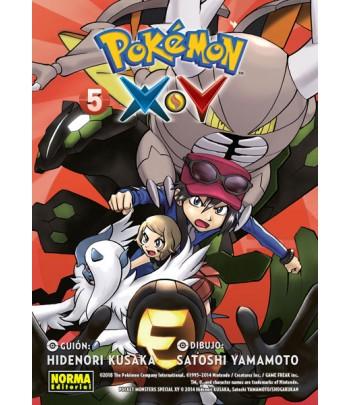 Pokémon X-Y Nº 5 (de 6)