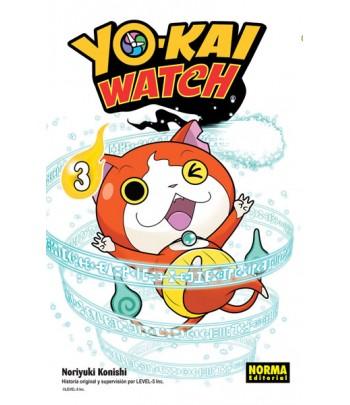 Yo-Kai Watch Nº 03