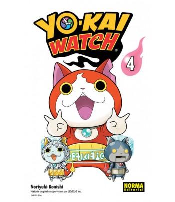 Yo-Kai Watch Nº 04