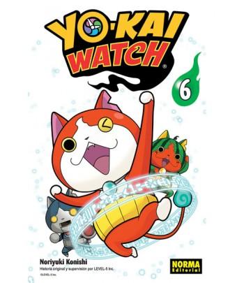 Yo-Kai Watch Nº 06