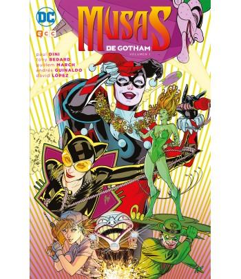 Musas de Gotham Nº 1 (de 2)