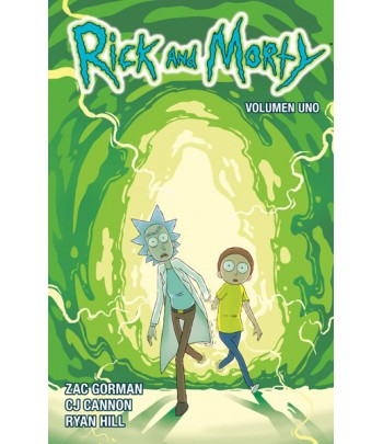 Rick y Morty Nº 01