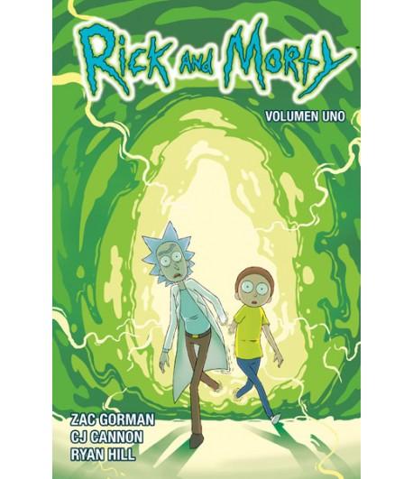 Rick y Morty Nº 01