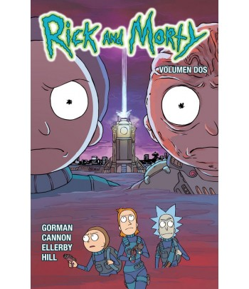 Rick y Morty Nº 02