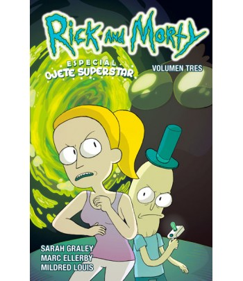Rick y Morty Nº 03