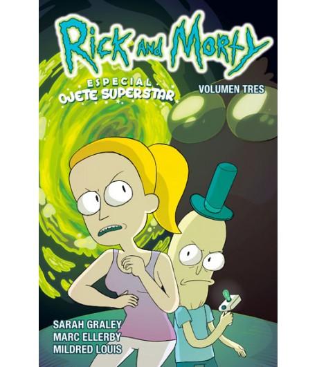 Rick y Morty Nº 03