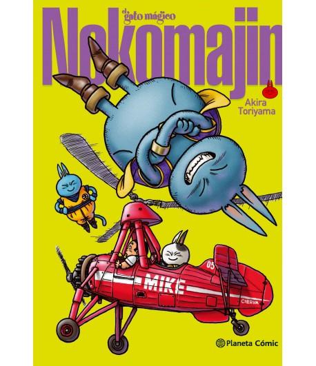 Nekomajin: El gato mágico (nueva edición)