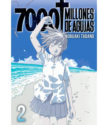 7000 millones de agujas Nº 2 (de 4)
