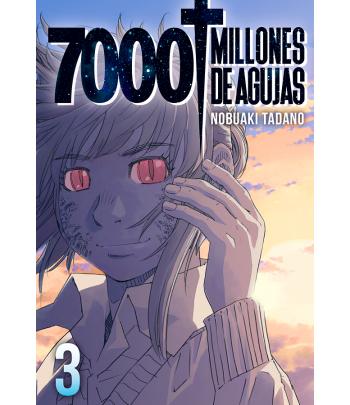 7000 millones de agujas Nº...