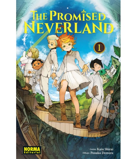 The Promised Neverland Nº 01