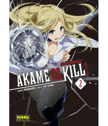 Akame ga Kill! Zero Nº 02...