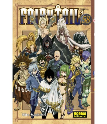 Fairy Tail Nº 58