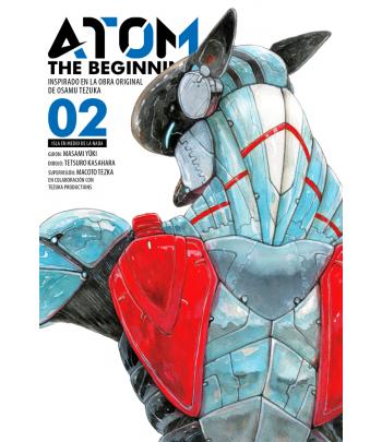 Atom: The Beginning Nº 02