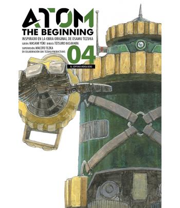 Atom: The Beginning Nº 04
