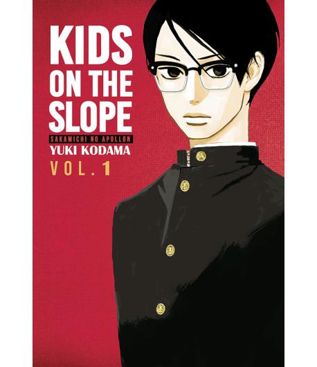 Kids on the Slope Nº 1 (de 9)