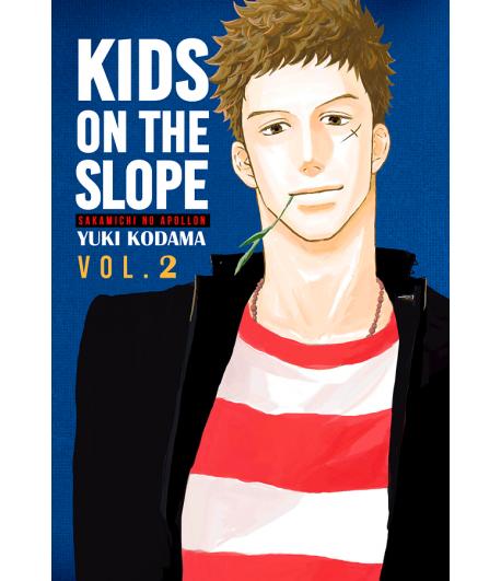 Kids on the Slope Nº 2 (de 9)
